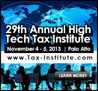 Tech Tax Institute