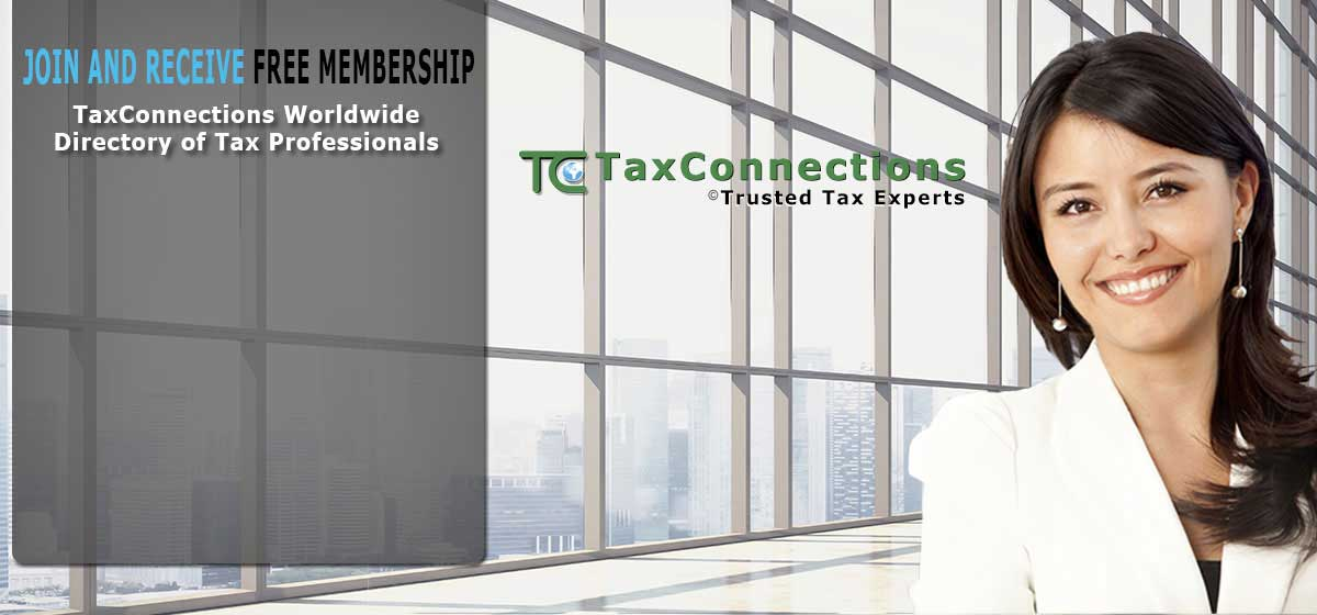TaxConnections Homepage