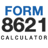 Form 8621 Calculator Logo