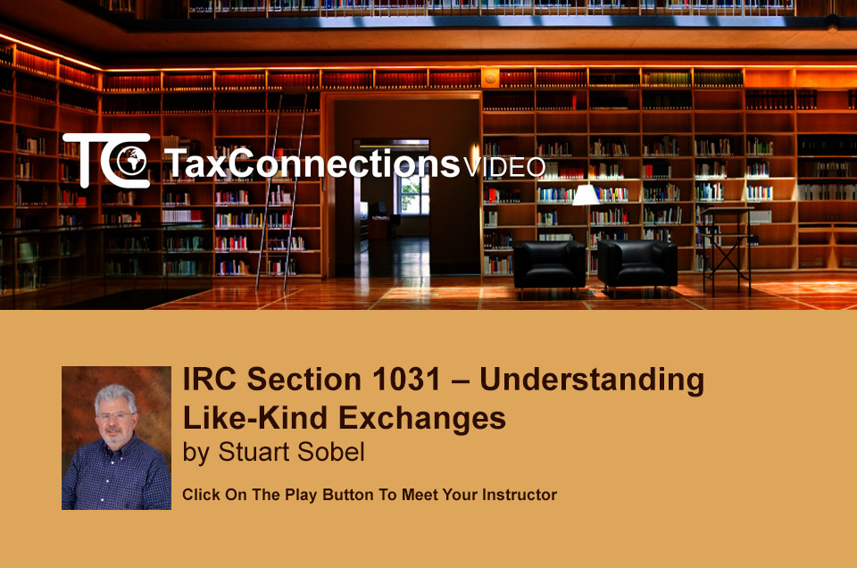 IRC Section 1031 – Understanding Like-Kind Exchanges