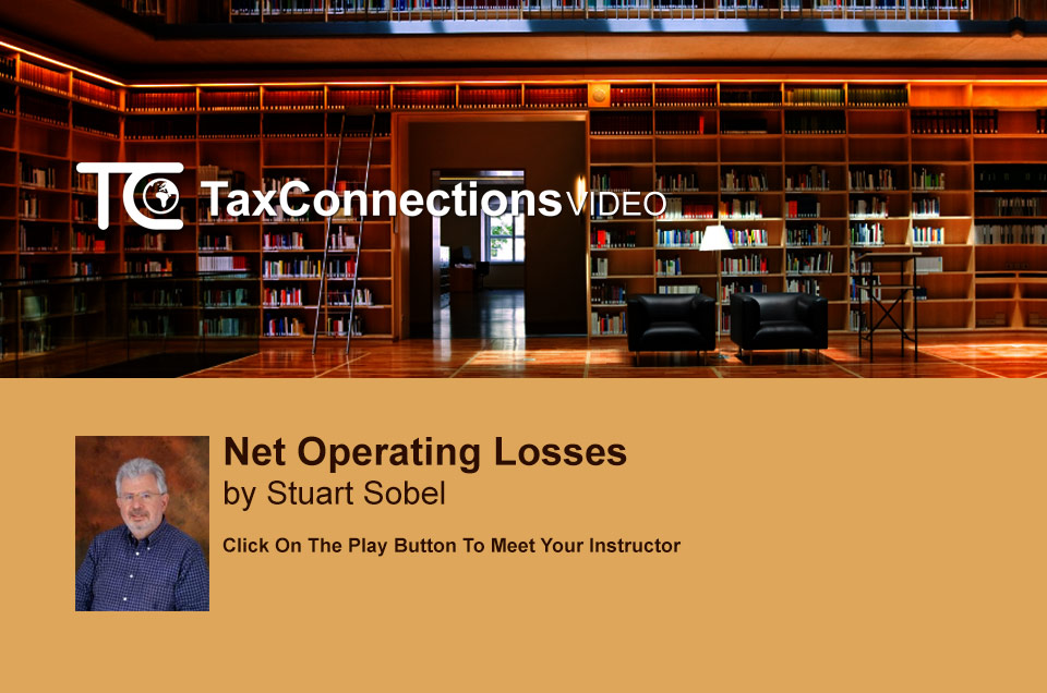 Net Operating Losses: Making the Right Choice