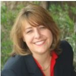 Monika Miles - New York State Boards The Wayfair Train
