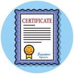 TaxConnections Picture - Certificate