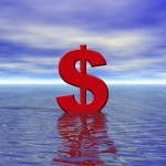 TaxConnections Picture - Dollar In Ocean