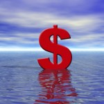 TaxConnections Picture - Dollar In Ocean 6-18-15 - square