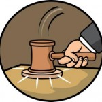 TaxConnections Picture - Gavel In Action - 8-7-15 - square