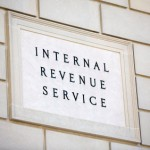 TaxConnections Picture - IRS Sign 3-6-15 - square
