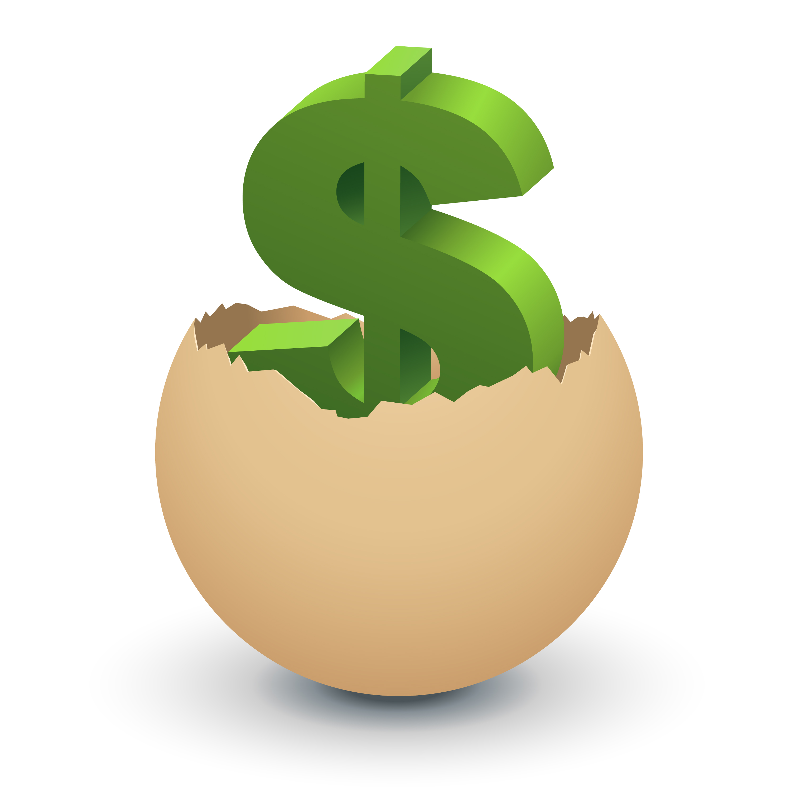 TaxConnections Picture - Money Egg