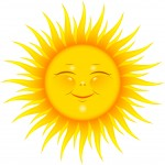 TaxConnections Picture - Sun Happy Face - 7-17-15 - square
