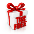 TaxConnections Picture - Tax Free - square