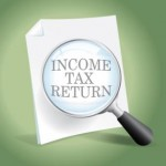 Taking a closer look at an income tax return
