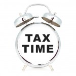 TaxConnections Picture - Tax Time Clock - 3-24-15 - square