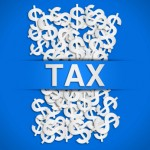 TaxConnections Picture - Tax with Dollar Signs 1 - square