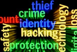 Crime identity hacking