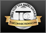 TaxConnections Awards Quarter 3 Top Tax Bloggers