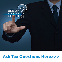Ask A Tax Question