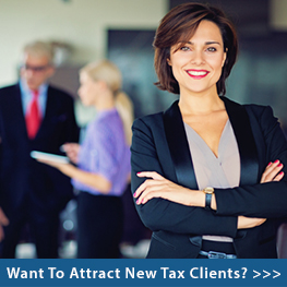 Find New Tax Clients