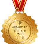 Top 100 tax blog