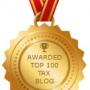 Top 100 tax blog
