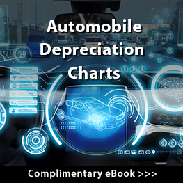 automobile depreciation deduction chart