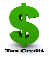 dollar sign tax credit