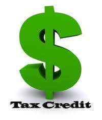 dollar sign tax credit