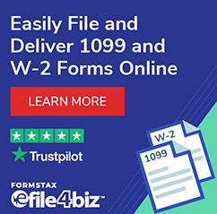 Looking For An Easy Way To File And Deliver 1099s And W-2s?