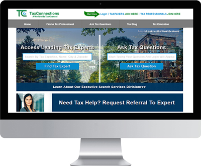 taxconnections site
