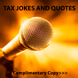 Tax Jokes And Quotes