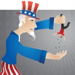 TaxConnections Picture - Uncle Sam Shakedown